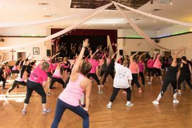 HAVE FUN WITH ZUMBA – MY ZUMBA BODY, NJ