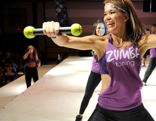 SOCIALIZE AND STAY IN SHAPE – MyZumbaBody