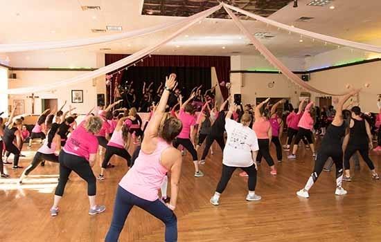 MyZumbaBody class dancing2