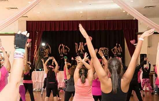 Myzumbabody class learning fitness dance