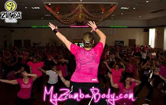 MyZumbaBody class instructor