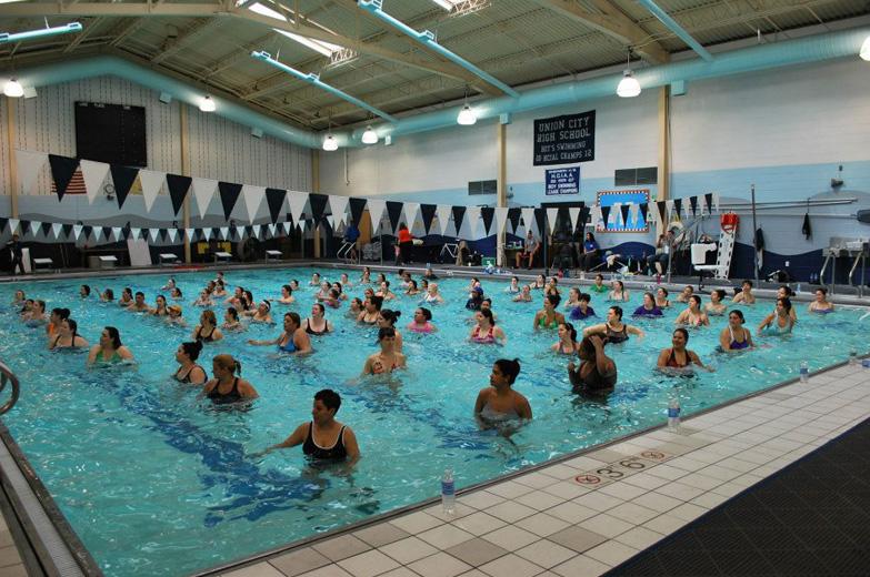 MyZumbaBody pool class