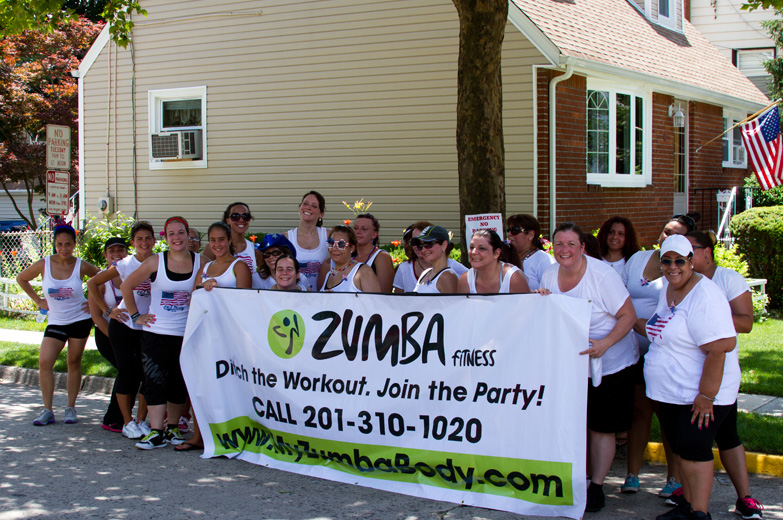 MyZumbaBody parade picture